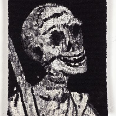 Head of Death (black)