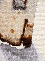 Rust series Jug detail