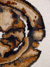 Rust series Plate detail