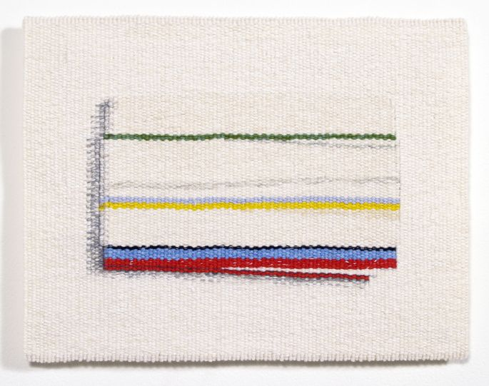 Lawrence Red, Mauve Yellow Stripe 2009