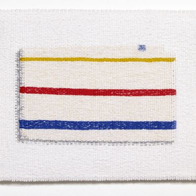 Lawrence Yellow Red Blue Stripe 2009