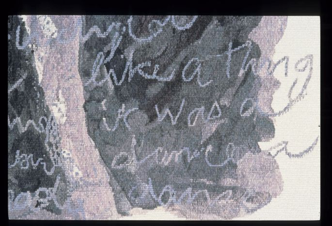 Daughter detail of text